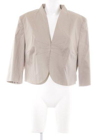Gerry Weber Kurz-Blazer beige Business-Look