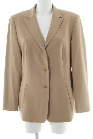 Gerry Weber Kurz-Blazer beige Business-Look