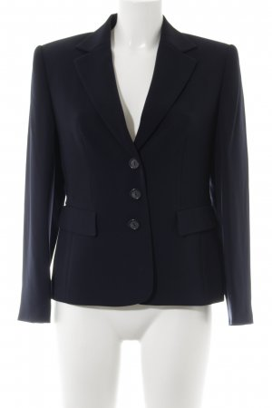Gerry Weber Kurz-Blazer dunkelblau Business-Look