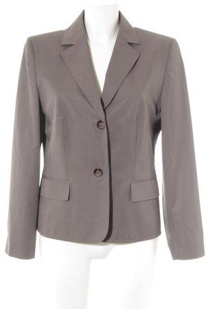 Gerry Weber Blazer corto marrone-grigio stile casual