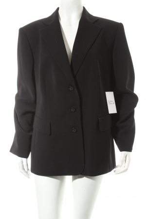 Gerry Weber Kurz-Blazer schwarz Street-Fashion-Look