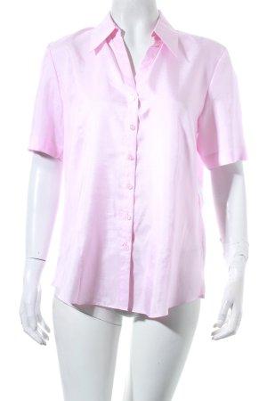 Gerry Weber Kurzarm-Bluse rosa Elegant