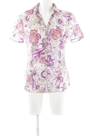 Gerry Weber Chemise à manches courtes motif de fleur Look de plage