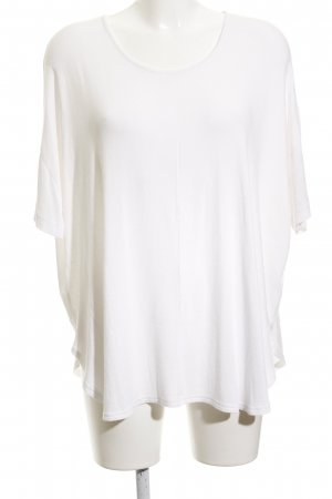 Gerry Weber Short Sleeve Sweater white casual look