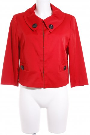 Gerry Weber Kurzjacke rot Retro-Look