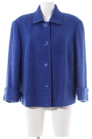 Gerry Weber Korte Jas blauw extravagante stijl