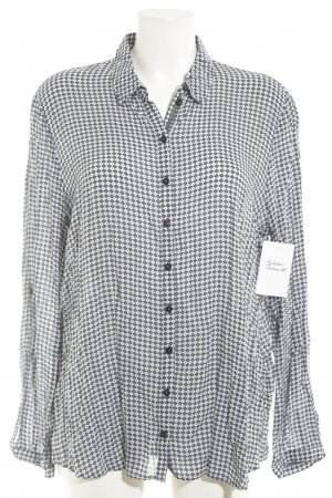 Gerry Weber Langarm-Bluse abstraktes Muster Casual-Look