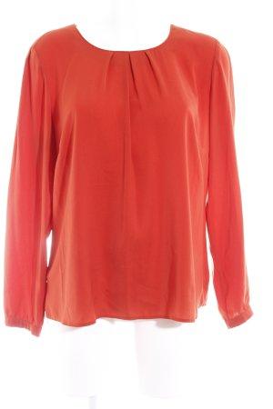 Gerry Weber Camicetta a maniche lunghe arancione scuro stile casual