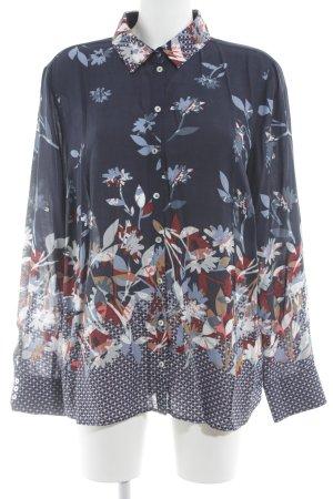 Gerry Weber Langarm-Bluse florales Muster Casual-Look