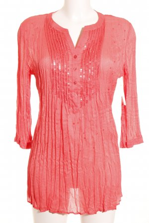 Gerry Weber Langarm-Bluse lachs Casual-Look