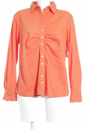Gerry Weber Langarm-Bluse orange Business-Look
