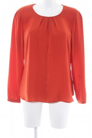 Gerry Weber Langarm-Bluse rostrot Business-Look