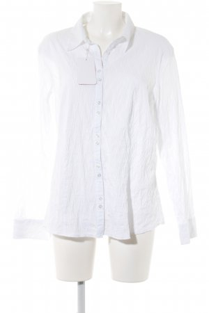 Gerry Weber Langarm-Bluse weiß abstraktes Muster Elegant