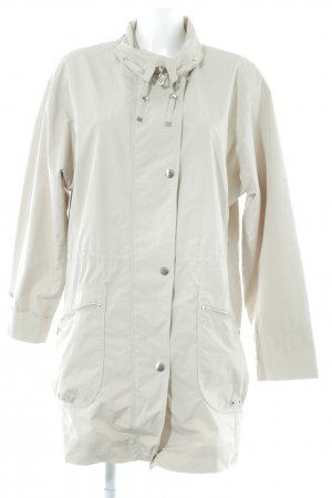 Gerry Weber Giacca lunga beige stile casual