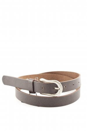 Gerry Weber Leather Belt brown allover print business style