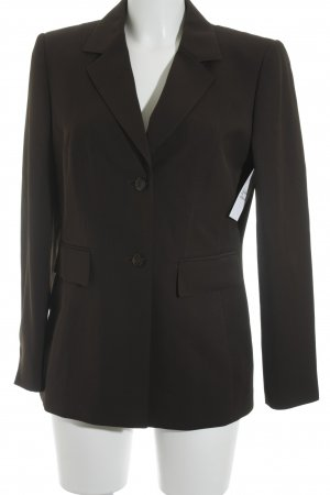 Gerry Weber Long-Blazer braun Business-Look