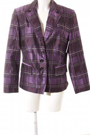 Gerry Weber Long-Blazer Glencheckmuster Business-Look