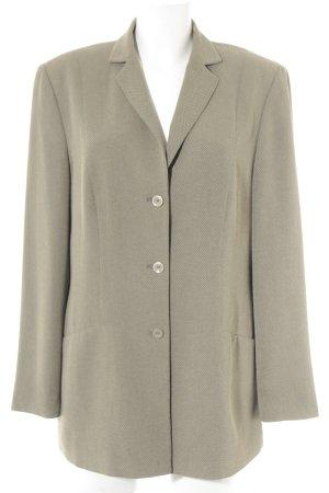 Gerry Weber Blazer lungo grigio-verde stile casual