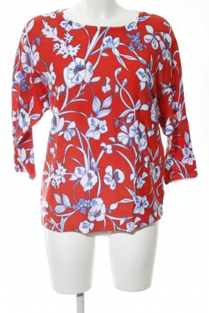 Gerry Weber Longsleeve florales Muster Casual-Look