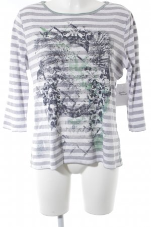 Gerry Weber Manica lunga Stampa a tema stile casual