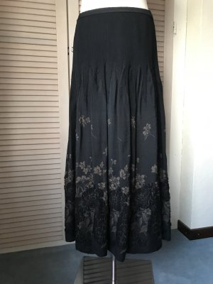 Gerry Weber Maxi-Rock, Stylish, Blumendessin, Party, Silvester