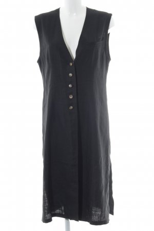 Gerry Weber Midikleid schwarz Casual-Look