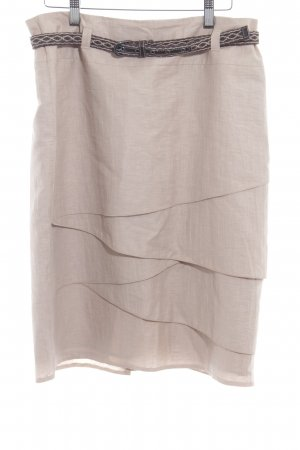 Gerry Weber Minirock beige Casual-Look