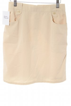 Gerry Weber Minigonna crema-giallo chiaro stile casual