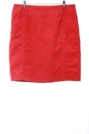 Gerry Weber Minigonna rosso stile casual