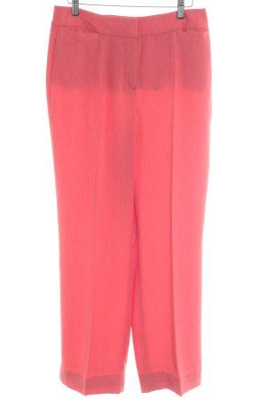 Gerry Weber Pantalon palazzo rouge clair élégant