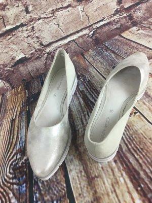 Gerry Weber Ballerina argento-grigio chiaro