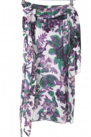 Gerry Weber Plisseerock florales Muster Elegant