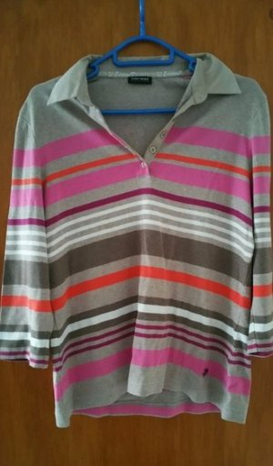 Gerry Weber Pullover in pile multicolore