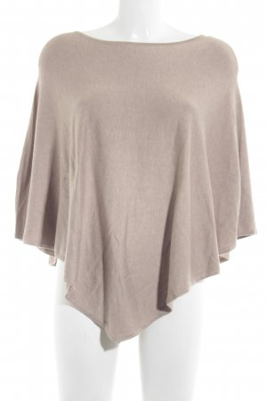 Gerry Weber Poncho beige casual look