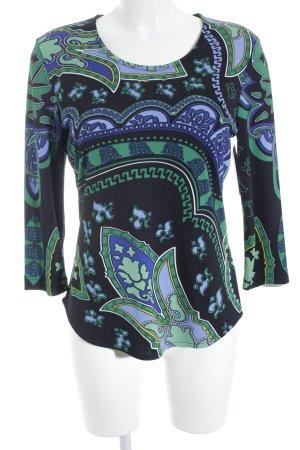 Gerry Weber Print-Shirt abstraktes Muster klassischer Stil