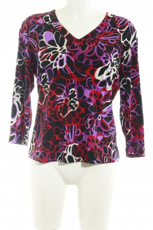 Gerry Weber Print-Shirt florales Muster Casual-Look