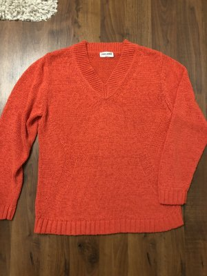 Gerry Weber Pullover rot Strick 42