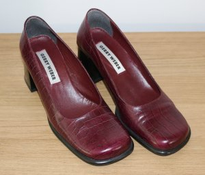 Gerry Weber Pumps in Purpur - Gr. 39