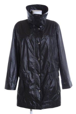 Gerry Weber Impermeabile nero stile casual