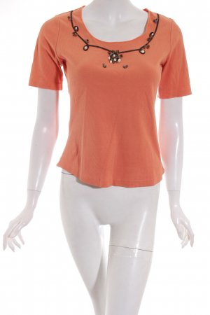 Gerry Weber Shirt dunkelorange Casual-Look