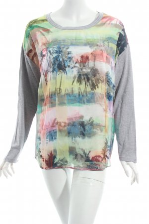 Gerry Weber Shirt mehrfarbig Casual-Look