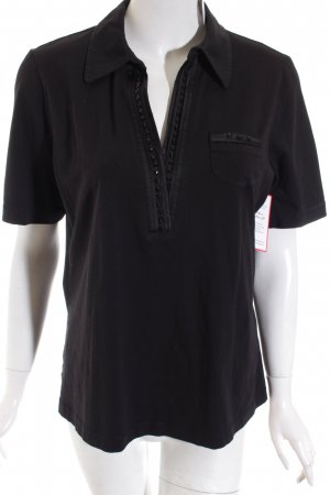 Gerry Weber Shirt schwarz Casual-Look