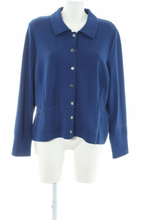 Gerry Weber Shirtjack blauw casual uitstraling