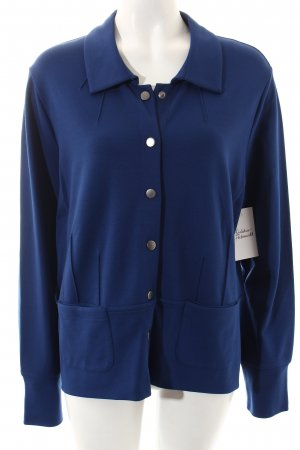 Gerry Weber Shirtjacke blau Casual-Look