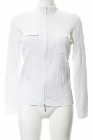 Gerry Weber Shirt Jacket white Metal elements