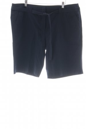 Gerry Weber Shorts blu scuro stile casual
