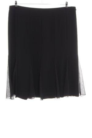 Gerry Weber Skater Skirt black business style