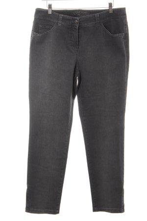 Gerry Weber Slim Jeans dunkelgrau-grau Casual-Look