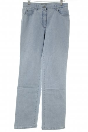 Gerry Weber Slim Jeans himmelblau Jeans-Optik