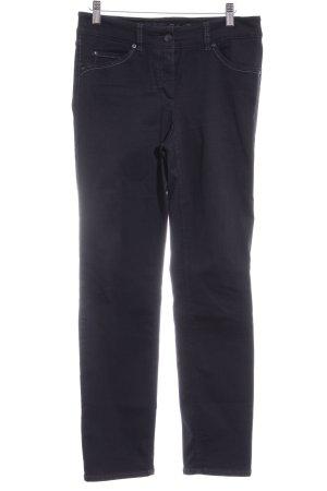 Gerry Weber Slim Jeans schwarz Casual-Look